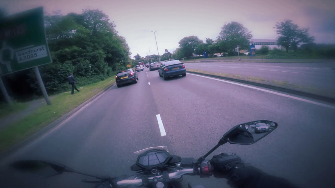 Driver awareness image iHASCO