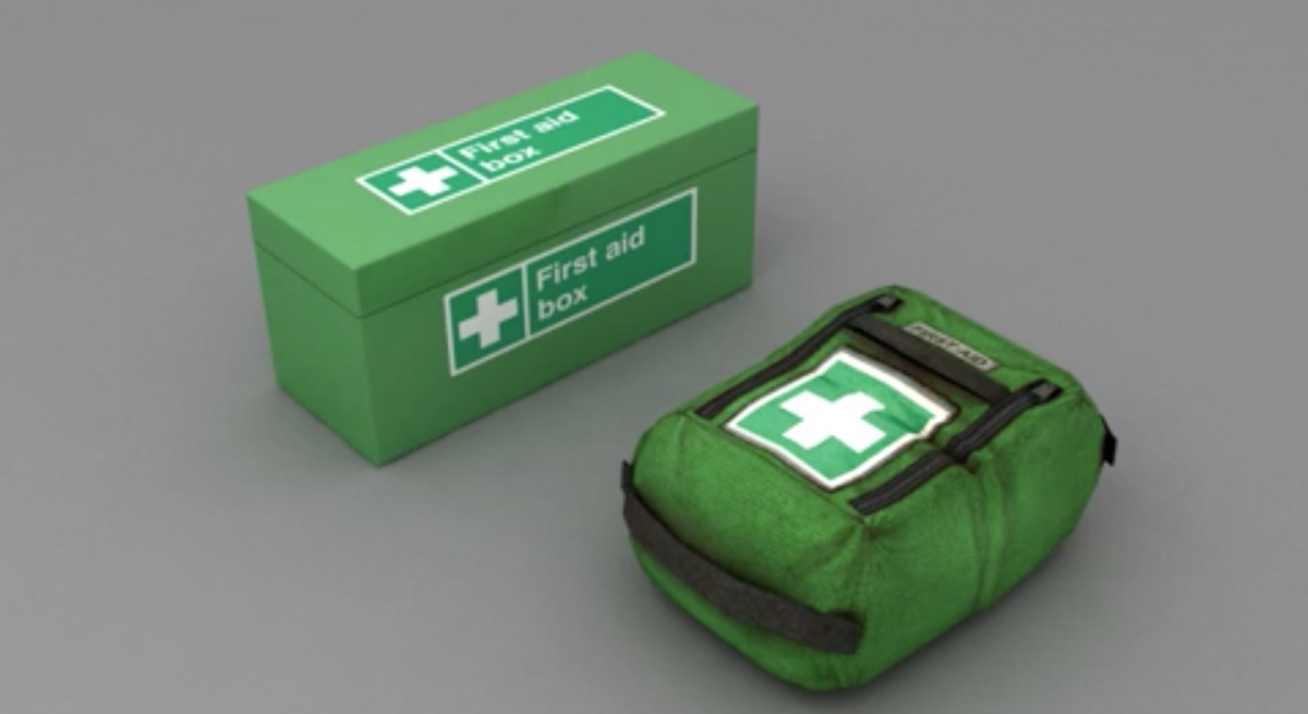 First Aid Requirements RIDDOR image iHASCO