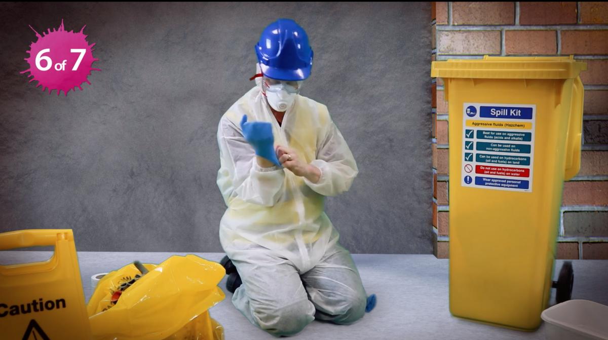 spill kits chemcials oils image iHASCO